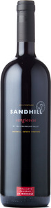 Sandhill Small Lots Sangiovese Sandhill Estate Vineyard 2012