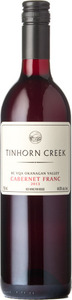 Tinhorn Creek Cabernet Franc 2014