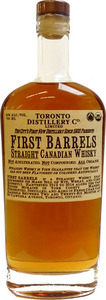 Toronto Distillery First Barrels