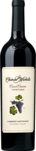 Chateau Ste. Michelle Cold Creek Vineyard Cabernet Sauvignon 2012