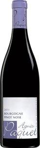 Domaine Agnès Paquet Bourgogne Pinot Noir 2015