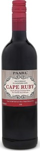 K W V Paarl Cape Ruby