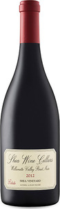 Shea Wine Cellars Estate Pinot Noir 2012
