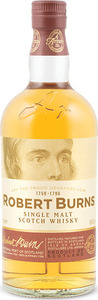Robert Burns Arran Single Malt