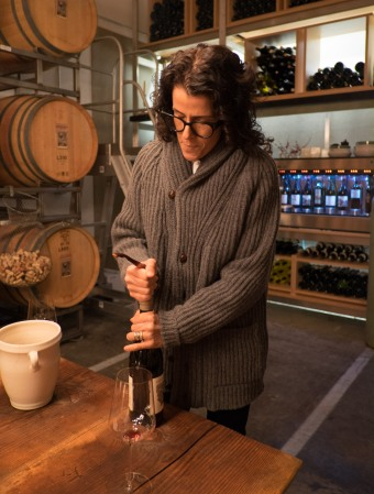 The cerebral and intuitive Maggie Harrison of Antica Terra