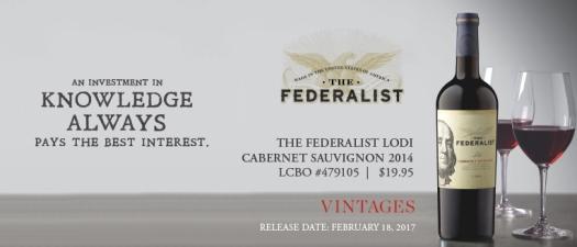 The Federalist Cabernet Sauvignon