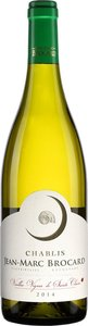 Jean Marc Brocard Chablis Les Vieilles Vignes De Sainte Claire 2015