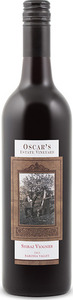 Oscar's Estate Vineyard Shiraz Viognier 2013