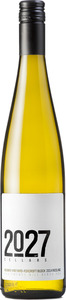 2027 Cellars Wismer Vineyard Foxcroft Block Riesling 2016