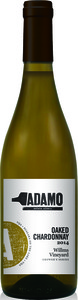 Adamo Oaked Chardonnay Willms Vineyard 2014