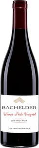 Bachelder Pinot Noir Wismer Parke Vineyard 2014