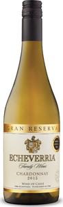 Echeverria Gran Reserva Chardonnay 2015