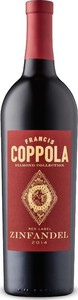 Francis Coppola Diamond Collection Red Label Zinfandel 2014