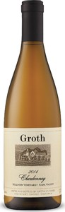 Groth Hillview Vineyard Chardonnay 2014