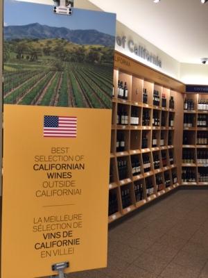 California destination store