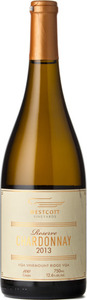 Westcott Vineyards Reserve Chardonnay 2015