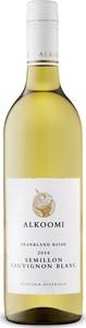 Alkoomi 2016 White Label Sémillon Sauvignon Blanc