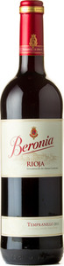 Beronia Tempranillo 2014
