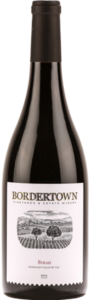 Bordertown Syrah 2014