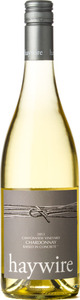 Haywire Chardonnay Canyonview Vineyard 2013