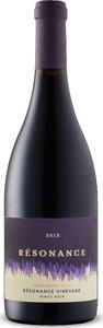 Résonance Pinot Noir 2013