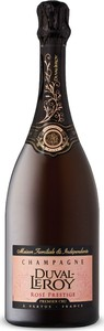 Duval Leroy Prestige Premier Cru Brut Rosé Champagne