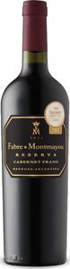 Fabre Montmayou Reserva Cabernet Franc 2014