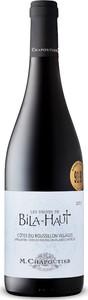M. Chapoutier Les Vignes De Bila Haut Côtes De Roussillon 2015