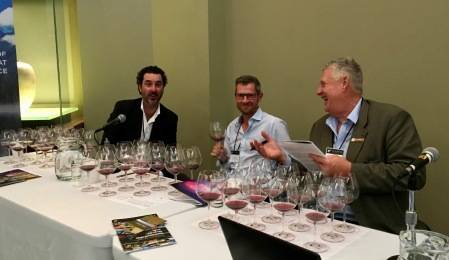 NZ Pinot Masterclass Toronto - 1