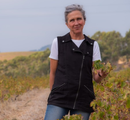 Rosa Kruger, South Africa's Mother of Old Vines-7741