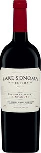 Lake Sonoma Winery Dry Creek Valley Zinfandel 2013