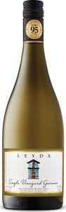 Leyda Single Vineyard Sauvignon Blanc 2015