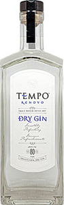 Tempo Renovo Small Batch Dry Gin