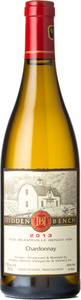 Hidden Bench Beamsville Bench Chardonnay 'estate' 2013