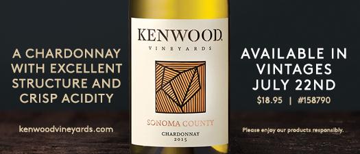 Kenwood Chardonnay 2015