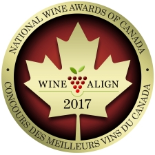 Results from the 2017 National Wine Awards of Canada