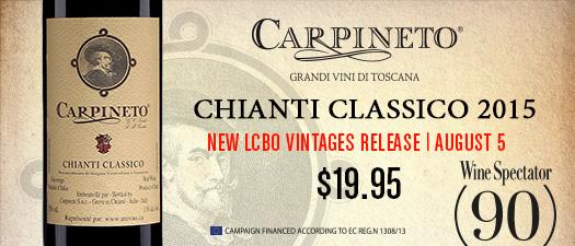 Carpineto Chianti Classico 2015
