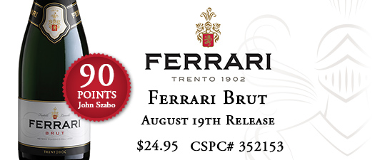 Ferrari Trento Brut