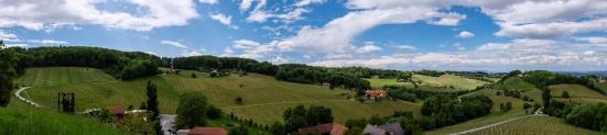 Grassnitzberg panorama
