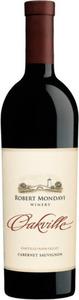 Robert Mondavi Winery Oakville Cabernet Sauvignon 2013