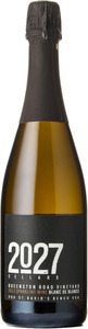 2027 Cellars Queenston Road Vineyard Blanc De Blanc 2013