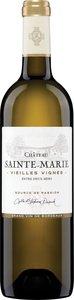Château Sainte Marie Vieilles Vignes Entre Deux Mers 2016