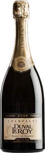 Duval Leroy Blanc De Blancs Grand Cru Brut Champagne 2006