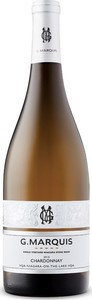 G. Marquis The Silver Line Chardonnay 2016