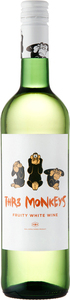 Thr3 Monkeys White 2015