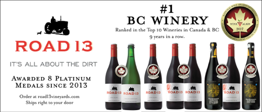 Welcome to Road 13 Vineyards