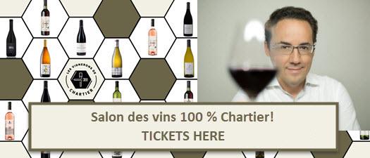 Salon des vins Chartier