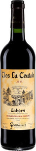 Clos La Coutale Cahors 2014