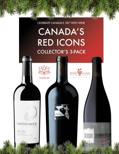 Canadian Red Icons Gift Page