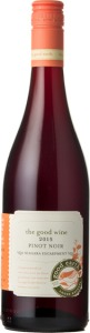 The Good Earth Pinot Noir 2015